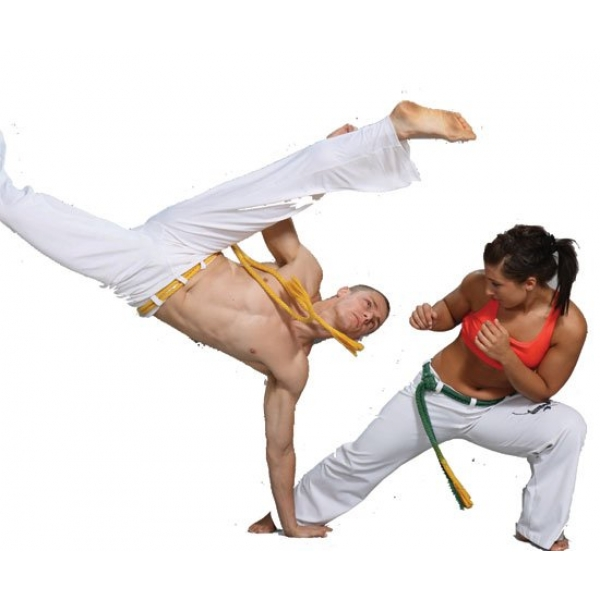 ejercicio capoeira