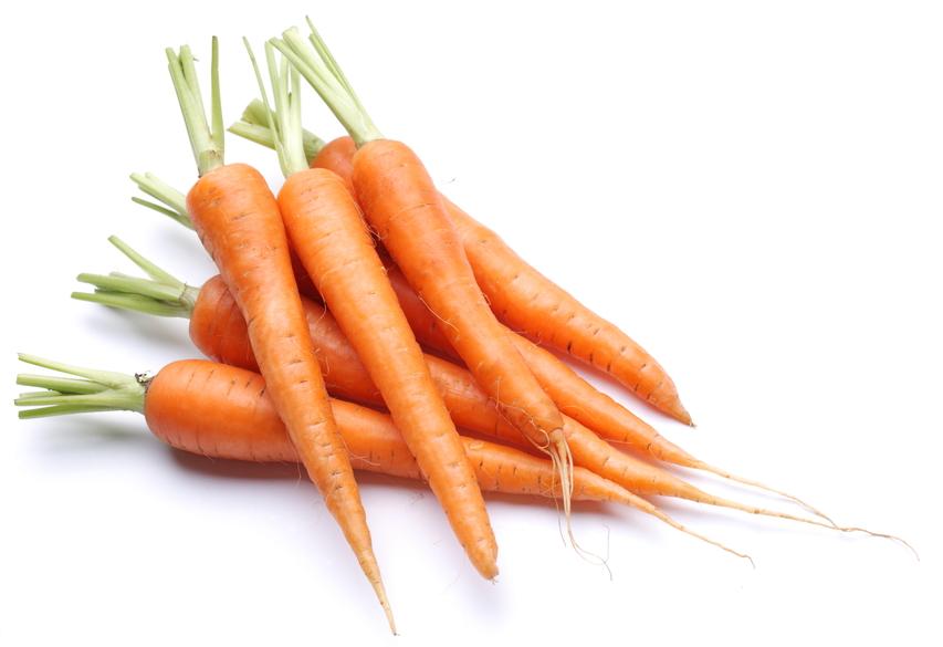 pure de zanahoria