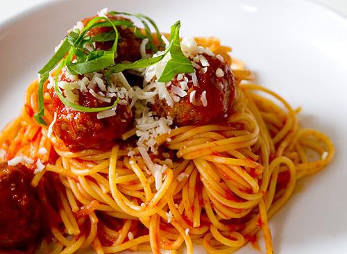 Albondigas italianas