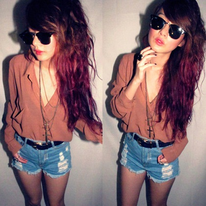 ropa mujer hipster