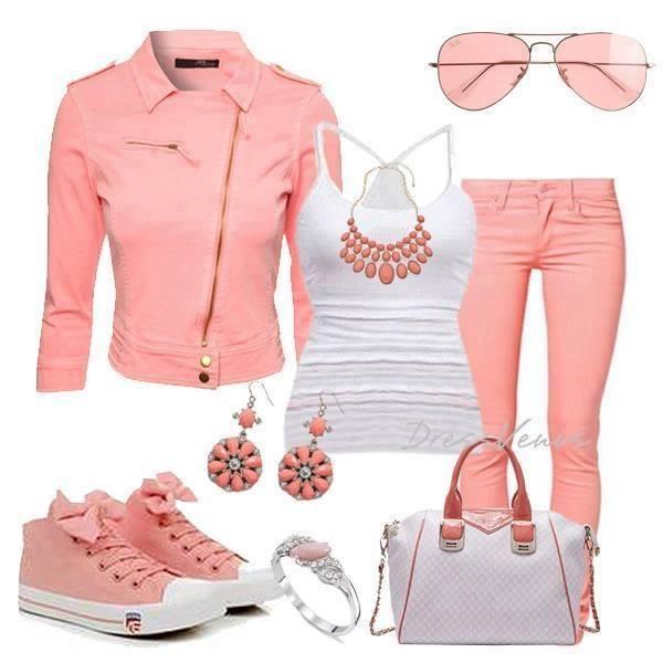 ropa color pastel