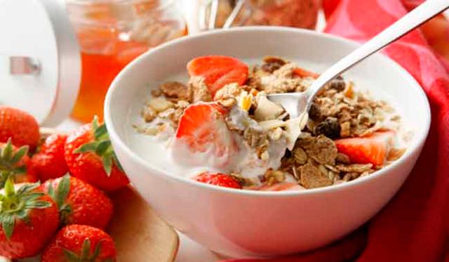Salud y cereales