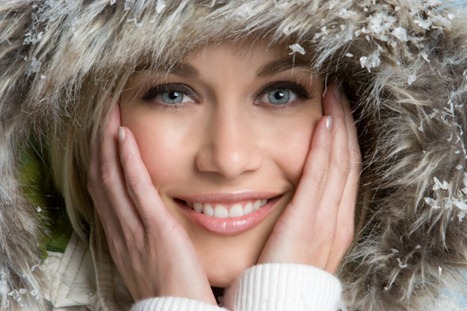invierno maquillaje