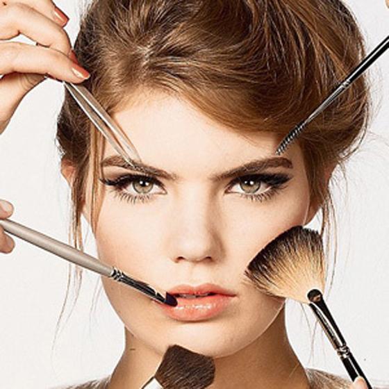 maquillaje matutino